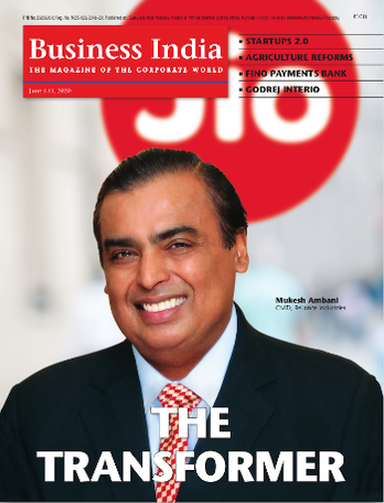 Mukesh Ambani The Transformer