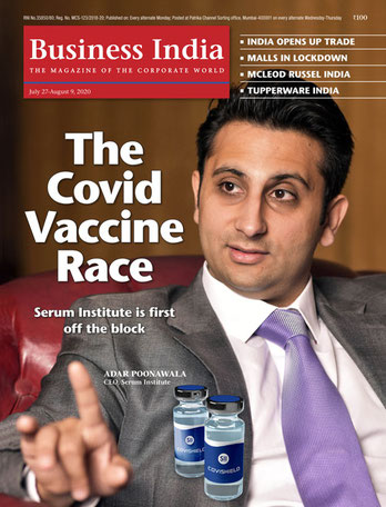 The Covid vaccine race