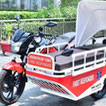 HeroMotoCorp donates motorcycle ambulances