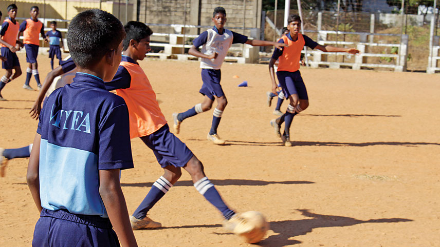 The Murugappa group's MYFA imparts life skills, inculcates discipline, and diverts kids from an anti-social environment