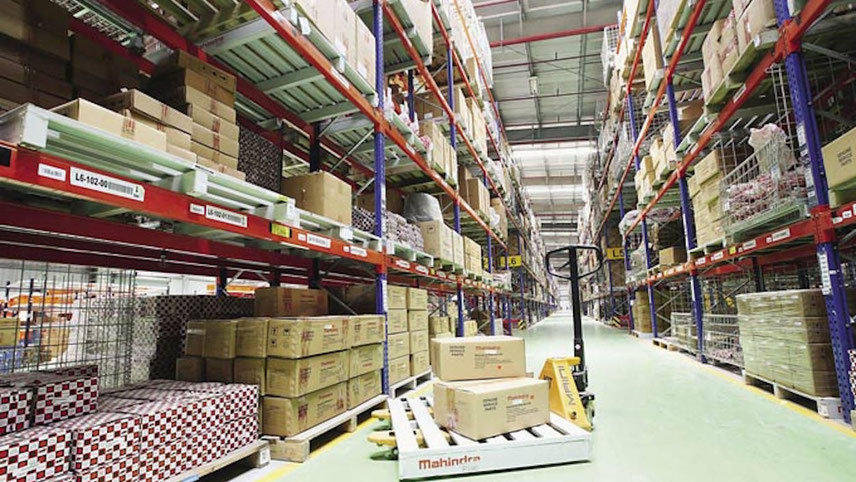 The industrial and warehousing sector is attracting significant investor interest