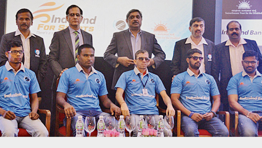 IndusInd Bank's CSR initiatives around sport development aim to foster professional athletes who do not have access to sporting infrastructure and professional training